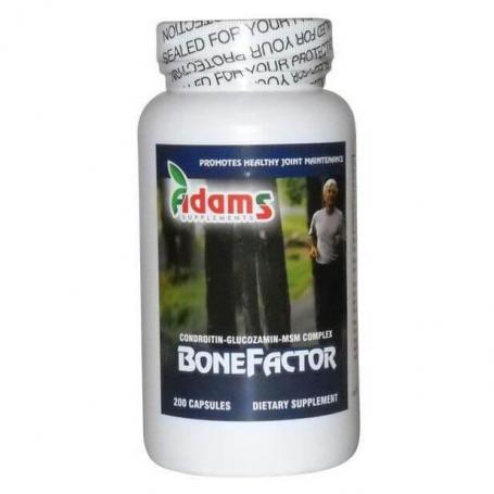 Bonefactor Condroitin Glucozamin Mms 60Cps Adams Vision
