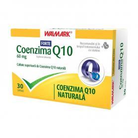 Coenzima Q10 60mg, 30 comprimate, Walmark
