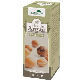 Ulei de Argan Virgin, 10 ml, Parapharm