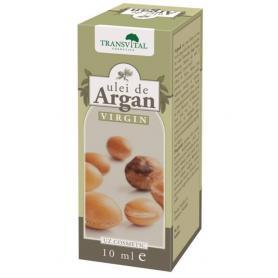 Ulei de Argan Virgin, 10 ml, Parapharm