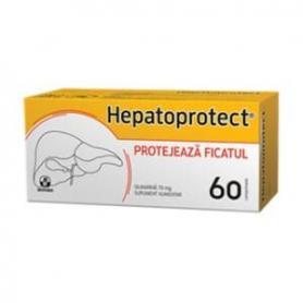 Hepatoprotect, 60 comprimate, Biofarm