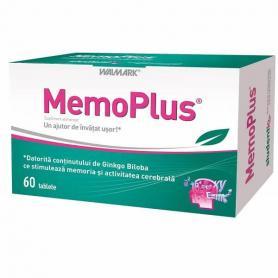Memo Plus, 60 capsule, Walmark