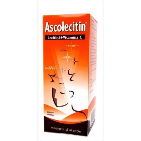 Ascolecitin, 20tb masticabile, Biofarm