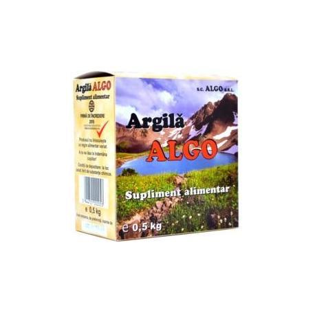 Argila Algo 500gr