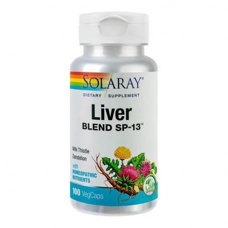 Liver Blend, 100 capsule, Secom