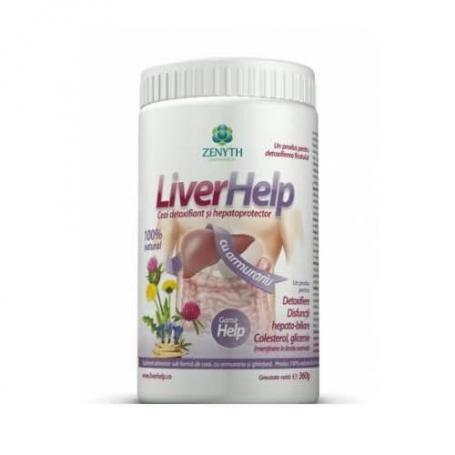 Liver Help Promo, Zenyth, 180Gr