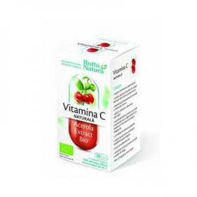 Vitamina C Naturala 30Cps Rotta Natura
