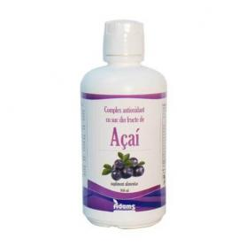 Suc Acai Berry, 946 ml, Adams Vision (3+1gratis)