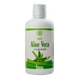 Suc de Aloe Vera, 946 ml, Adams Vision