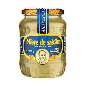 Miere de Salcam 950 gr Mos Costache Apicola Costache