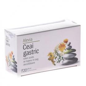 Ceai gastric Alevia 20 pl