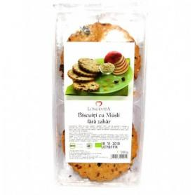 Biscuiti Bio cu musli fara zahar 200 gr Longevita