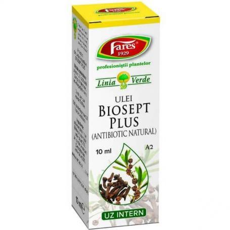Biosept plus ulei Fares 10 ml