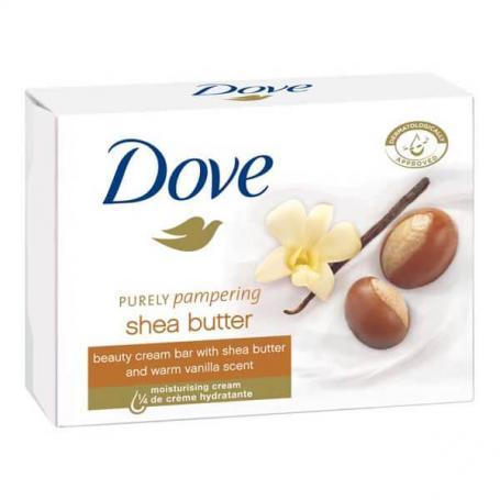 Sapun crema Dove Shea Butter, 100 g
