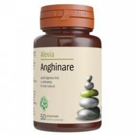 Anghinare, 50 comprimate, Alevia