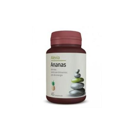 Ananas 45 comprimate Alevia