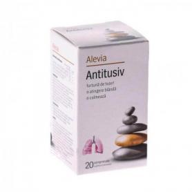 Antitusin, 20 comprimate, Alevia