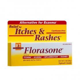 Florasone crema pentru eczeme 28.35 g, Boericke