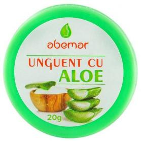 Unguent Aloe, 20 g, Abemar Med