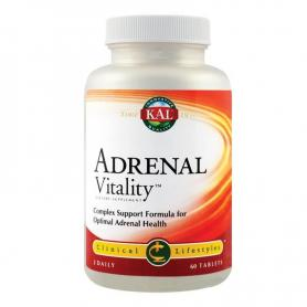 Adrenal Vitality, 60 tablete, Secom