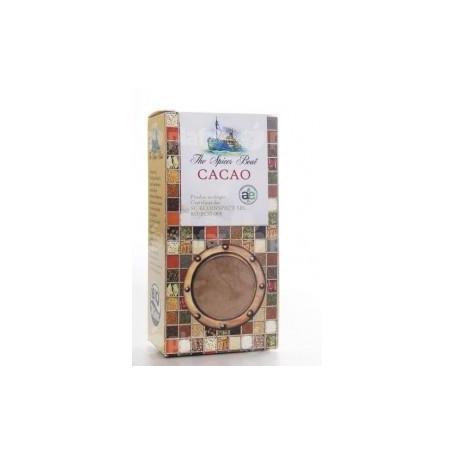 Condiment Cacao Pudra, 75g, Longevita