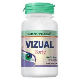 Vizual Forte, 30 tablete, Cosmopharm