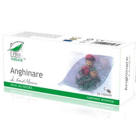 Anghinare 30 capsule Pro Natura