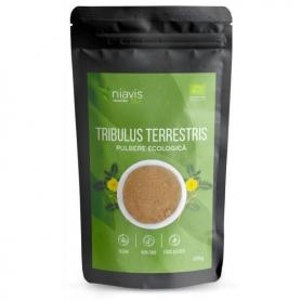 Tribulus Terrestris pulbere BIO 125g Niavis