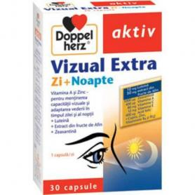 Vizual Extra Zi Noapte, 30 capsule, Doppelherz