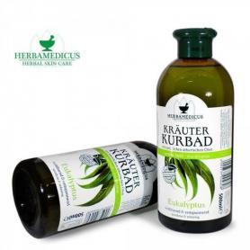 Spumant de baie cu eucalipt 500 ml Herbamedicus