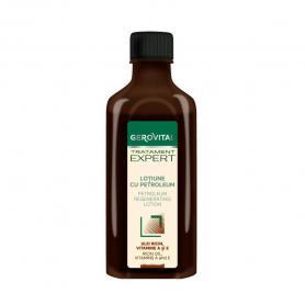 Lotiune cu petroleum Gerovital TratamentExpert, 100 ml, Farmec