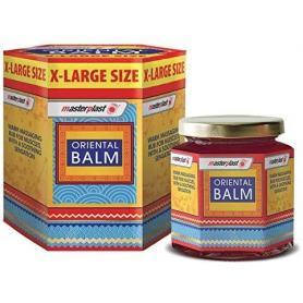 Balsam cu efect de incalzire, 36 g, Masterplast