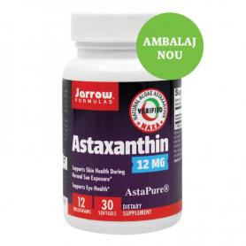 Astaxanthin 12mg, 30cps, Secom
