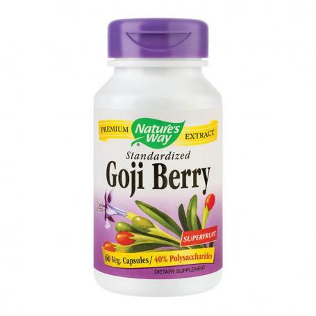 Goji Berry SE Antioxidant Secom 60cps