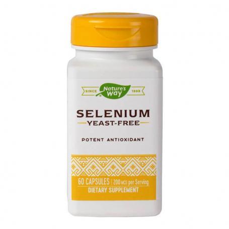 Selenium, 60 capsule, Secom
