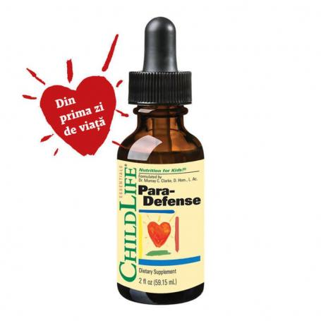 Para Defense, 59.15 ml, Secom (Childlife Essentials)
