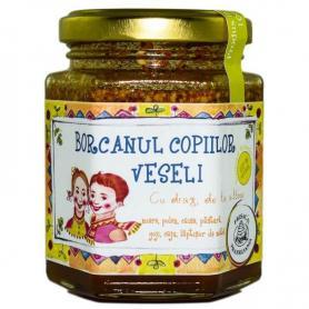 Borcanul Copiilor Veseli Prisaca Transilvania 400gr