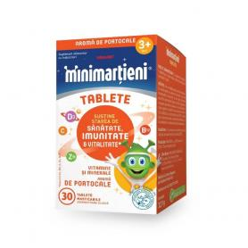 Minimartieni Imunactiv Portocale 30 cps,Walmark