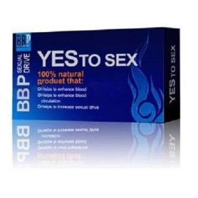 Yes To Sex, 4 capsule - Potenta