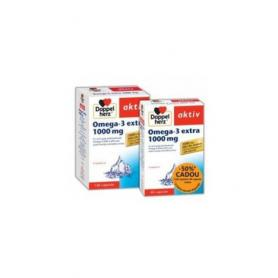 Doppelherz aktiv Omega 3 Extra 1000 mg, 120 + 60 capsule