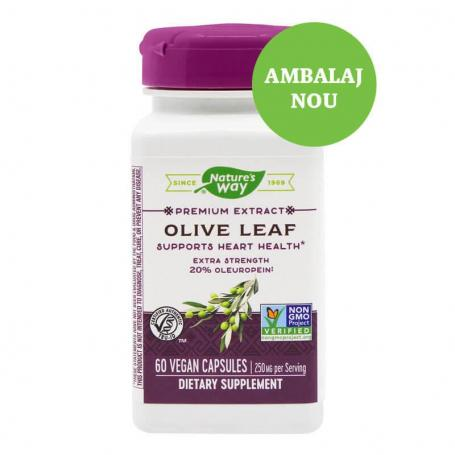 Olive Leaf, 60 capsule, Secom