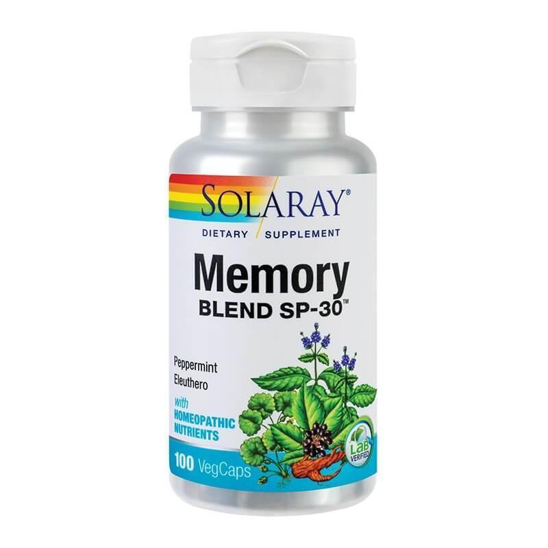 Memory Blend 100 cps, memorie, concentrare Secom