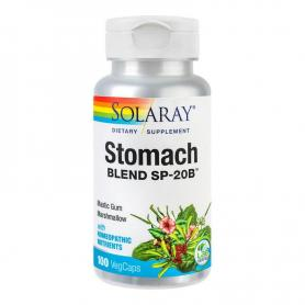 Stomach Blend Solaray, 100 capsule, Secom