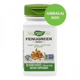 Fenugreek, 100cps, Secom