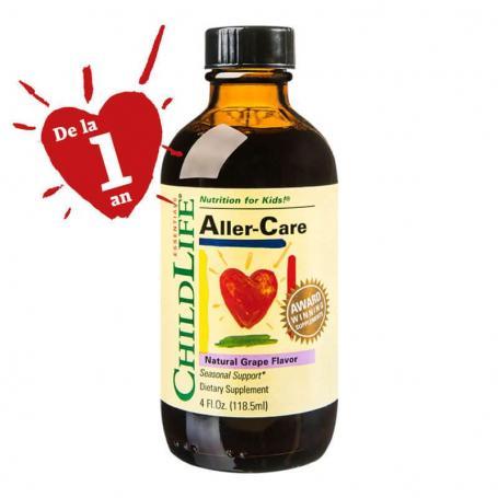 Aller-Care, 118 ml, Secom (Childlife Essentials)