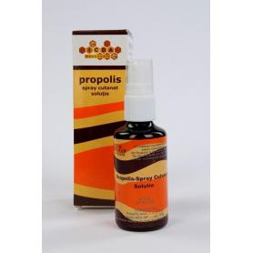 Propolis Spray cutanat, 50 ml, Institutul Apicol