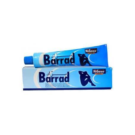 Barrad gel rece,120 ml, Higeen
