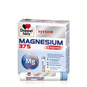 Magnesium 375 liquid, 10 fiole, Doppelherz