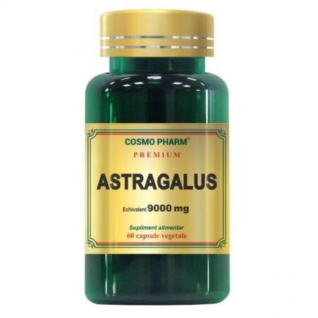 Astragalus Extract 9000mg Premium, 60 capsule, Cosmopharm