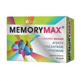 memory max 30 capsule cosmopharm